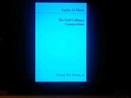 Gulf Colloquy Compendium